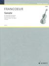 HAL LEONARD Francoeur, F.: Cello Sonata in E (cello & piano)