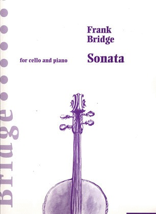 HAL LEONARD Bridge, F.: Sonata (cello & piano)