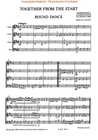 HAL LEONARD Nelson, S.: Together from the Start (3 violins & cello)