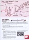 Barnes, Suzanna: Fiddle Bow Technique Chart