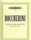 Boccherini, Luigi: 9 Selected String Quartets