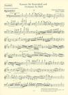 Bottesini, Giovanni (Hermann): Concerto in f-sharp minor (bass & piano)