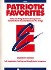 HAL LEONARD Moss, John: Patriotic Favorites Solos & String Orchestra Arrangements (cello)