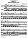 Barenreiter Mozart (Plath/Rehm): 6 Early Sonatas, KV10-15, Vol.2 - URTEXT (piano trio)