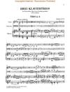 HAL LEONARD Haydn, F.J.: Piano Trios Vol.4 Henle urtext edition (violin, Cello, Piano)
