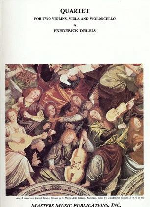 LudwigMasters Delius, Frederick: String Quartet