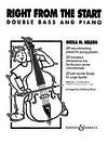 HAL LEONARD Nelson, S.: Right from Start (bass & piano)