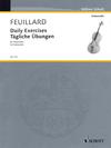 Feuillard, L.R.: Daily Excercises (cello)