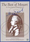 Alfred Music Mozart, W.A. (Applebaum/Paradise): (collection) The Best of Mozart for String Quartet or Orchestra (1st violin) Belwin Mills Publishing