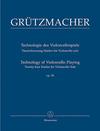 Barenreiter Grutzmacher, F.W. (Rummel): Technology of Violoncello Playing, op. 38 (Twenty-four Etudes for Violoncello Solo). Barenreiter