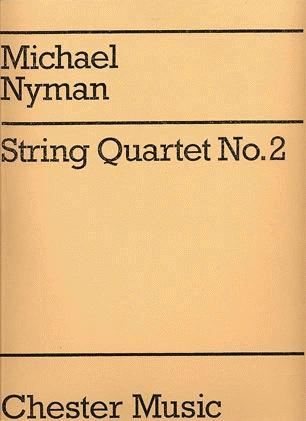 HAL LEONARD Nyman, Michael: String Quartet No. 2