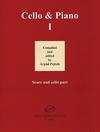 HAL LEONARD Pejtsik, Arpad: Cello & Piano, Vol.1 (cello & piano), Edito Musica Budapest