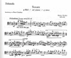 LudwigMasters Eccles, Henry (Drew): Sonata in g minor (bass & piano)
