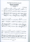 HAL LEONARD Gubaidulina. Sofia: Quasi Hoquetus (viola, double bass, piano)