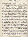 International Music Company Marcello, Benedetto (Cassado): Sonata #4 in A Minor (orig. g min) (cello & piano)