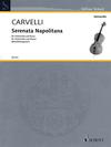 HAL LEONARD Carvelli, (Birtel, ed.): Serenata Napolitana (cello and piano)