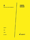 HAL LEONARD Makan, K.: 2 for Violin and Percussion (violin, and percussion)