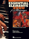 HAL LEONARD Allen, Gillespie, & Hayes: Essential Elements 2000, Bk.1 (piano accompaniment, online resources included)