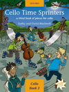 C.F. Peters Blackwell, K.&D.: Cello Time Sprinters (cello & CD)
