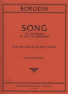 International Music Company Borodin, Alexander: Song ''For the Shores of Your Far Homeland'' (cello & piano)