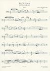 HAL LEONARD Honegger, A.: Paduana (cello)