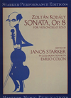 LudwigMasters Kodaly (Starker): Sonata, Op.8 (cello) LudwigMasters