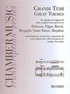 HAL LEONARD Cavuoto, Andrea: Great Themes from original masterpieces by Debussy, Elgar, Ravel, Respighi, Saint-Saens, Skrjabin/Scriabin