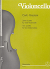 Barenreiter Graziani, Carlo: Two Duets (2 Cellos)