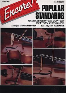 Alfred Music Ryden, W. (arr.), Warsager, S. (ed.): Encore! (violin 2)