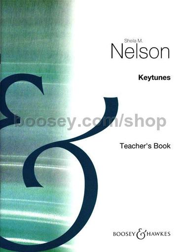 HAL LEONARD Nelson, S.: Keytunes (teacher's book, piano accompaniment)