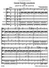Barenreiter Mozart, W.A.: Grande Sestetto Concertante K.364 (2 violins, 2 violas, 2 cellos)