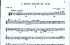 HAL LEONARD Ives, Charles: String Quartet No. 1 (parts)