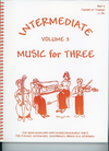 Last Resort Music Publishing Kelley, Daniel: Music for Three Intermediate Vol.2 (clarinet 2)