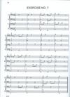 Forque, Charles: Harmonized Rhythms for String Orchestra (cello)