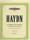 Haydn, F.J.: 30 Famous String Quartets, Vol.2  (edited by Andreas Moser)