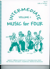 Last Resort Music Publishing Kelley, Daniel: Music for Four Intermediate Vol.1 (cello)