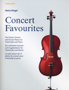 HAL LEONARD Kliegel, Maria:  Concert Favorites (cello & piano)