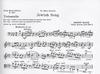 Carl Fischer Bloch: Jewish Song from Jewish Life No.3 (Cello & Piano) FISCHER