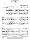 Carl Fischer Liebermann, Lowell: Sonata No.4, Op. 108 (cello & piano)