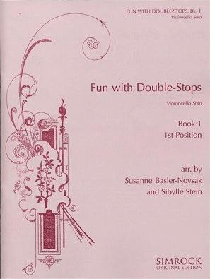HAL LEONARD Basler-Novsak, S.: Fun with Double Stops Bk.1 First Position (cello)