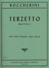 International Music Company Boccherini, L.: Terzetto Op.54 No.3 (2 violins & cello)