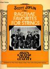 Alfred Music Joplin, Scott (Zinn): Ragtime Favorites for Strings (string quartet)