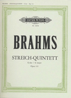 Brahms, Johannes: String Quintet No.2, Op. 111 in G Major (2 violins, 2 violas, cello)