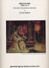 LudwigMasters Bridge, Frank: Piano Trio No.1, Phantasie in C minor  (violin, cello, piano)