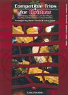 Carl Fischer Clark/Gazda: (collection) Compatible Trios for Christmas (cello/bass/baritone/bassoon/trombone) Carl Fischer