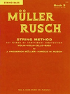 Muller, J.F. & Rusch, H.W.: String Method, Bk.3 (bass)