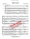 Ledgerwood, D.R.: Higher Ground (string quartet)