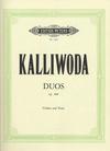 Kalliwoda, J.W.: 2 Duos Op.208 in C, G (violin & viola)