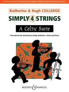 HAL LEONARD Colledge, K.: Simply 4 Strings: A Celtic Suite (string quintet, string orchestra)