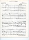 Rarities for Strings Bononcini, G.M. (Sciannameo): Sonata de Camera Op.III, No.16 (string quartet, string orchestra)